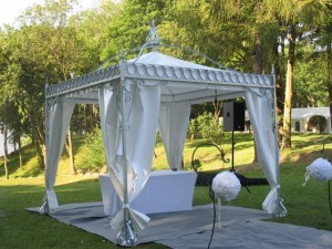 wynajem namiotów weselnych
