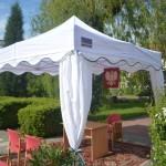 baldachim, namiot na ślub wynajem